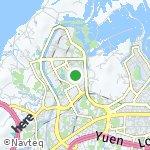 Peta wilayah Tin Shui Wai, Hong Kong-Cina