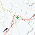 Peta wilayah El Mahalah El Kobra Qesm 1, Mesir