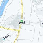 Peta wilayah Soul, Mesir