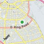Map for location: Al Hilal, Qatar