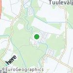 Map for location: Vaskjala, Estonia