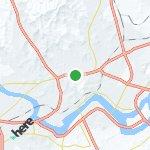 Map for location: Seoul, South Korea