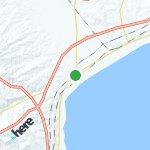 Map for location: Odawara, Japan