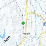 Map for location: Kjeç Koder, Albania