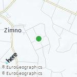 Map for location: Korea, Poland