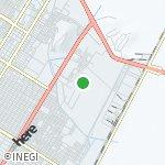 Map for location: Fracc Centro Plaza, Mexico