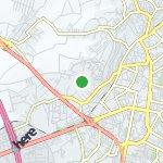 Map for location: Pristina, Kosovo