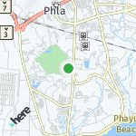 Map for location: Phla, Thailand
