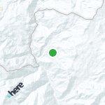 Map for location: Tauria, Peru