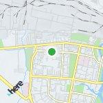 Map for location: Kolpinskiy rayon, Russia