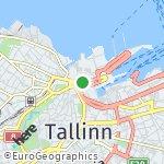 Map for location: Põhja-Tallinn, Estonia
