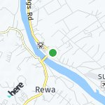 Map for location: Nausori, Fiji