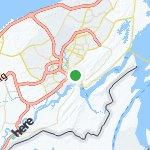 Map for location: Bandar Seri Begawan, Brunei Darussalam