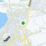 Map for location: San Fernando, Trinidad And Tobago