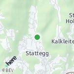 Map for location: Hub, Austria